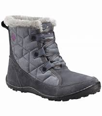 Columbia Winter Boots Size Chart Columbia Womens Minx Shorty 3 Winter Boots Black Pebble