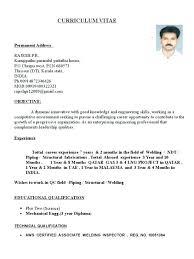 Welding Resume Objective Brilliant Welder Helper Resume Also Welding