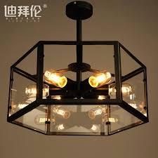 ikea black chandelier retro industrial chandelier black chandelier living room bedroom study lamp light ikea black