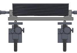 External Taper Pipe Thread Measurement Calibration