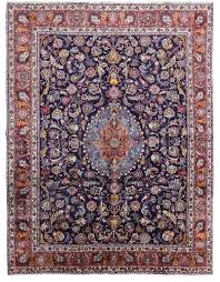new oriental hand knotted persian mashhad area rug 9 6 x12 2 traditional area rugs by manhattan rugs