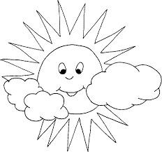 Small Picture Coloring Page Cloud Coloring Pages Coloring Page And Coloring