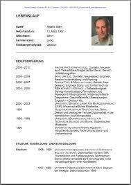 Beautiful Resume In Deutsch Images - Simple resume Office .
