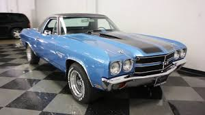 2349 DFW 1970 Chevy El Camino SS 396 - YouTube