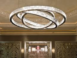 modern chandelier lighting by windfall