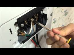 how to wire a 4 wire cord dryer how to wire a 4 wire cord dryer