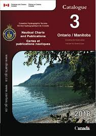 Great Lakes Navigation Charts Canadian Chart Catalogue 3 The Great Lakes Pdf