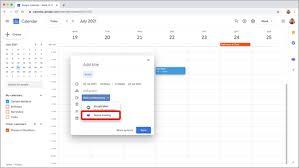 a teams meeting from google calendar