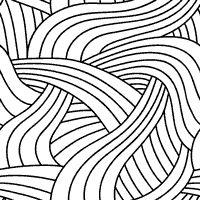 Small Picture Pattern Coloring Pages Surfnetkids