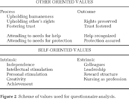 Professionalism In Nursing Professional Identity Values Embedded In Meaningful Nursing