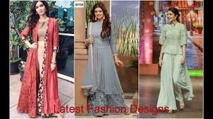 Bollywood Actress Suit Design Bollywood Actress In Palazzo Suits By Latest Fashion Designs
