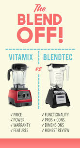 Difference Between Blendtec Total Blender And Designer Series Vitamix Vs Blendtec Blender Review Minimalist Baker Reviews