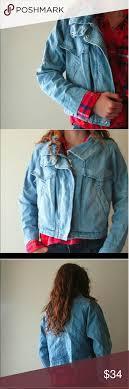 Vero Moda Size Chart Vero Moda Miley Denim Jacket Size Xs Vero Mods Denim Jacket