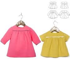 Baby Girl Dress Pattern Cool Inspiration