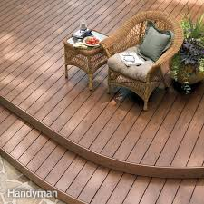 Composite Decking Lumber