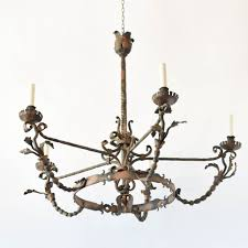 large forged iron chandelier very large hand made spanish chandelier