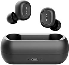 <b>QCY</b> T1 <b>T1C True Wireless</b> Earbuds with Charging Case, TWS ...