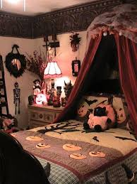 How To Decorate Bedroom For Halloween