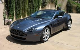2008 Aston martin V8 vantage (_2005_) – pictures, information and ...