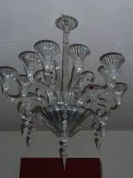 mille nuits chandelier in light baccarat crystal mathias 1990s previous next