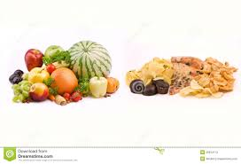 healthy food vs junk food clipart clipartxtras junk food vs healthy food stock photos