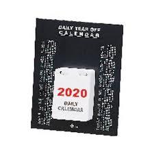 Daily Picture Calendar 150 X 185mm Daily Desk Tear Off Calendar 2020 Kfdto20