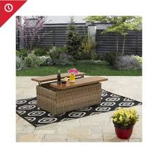 details about coffee table with lid hayneedle large outdoor ottoman deck storage box wicker