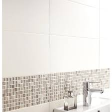Carrelage Blanc Brillant 80x80 Top Carrelage Mosaique Sol Salle De