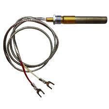 gas fireplace thermopile thermocouple for gas fireplace gas fireplace thermopile