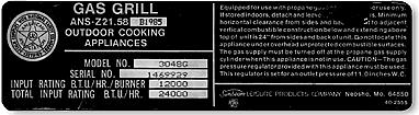 Grill Parts Natural Gas Conversion Bbq Repair Tips