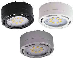 amax lighting 2625. Led Puck Light 120 Volt Lights Under Cabinet Lighting Amax 3pack 2625