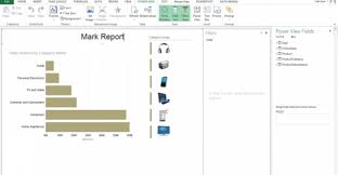 Dashboard Designer Excel Add Power View Reports To Your Performancepoint 2013