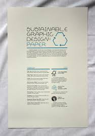 Sustainable Print Design Sustainable Design Charlie Poulson
