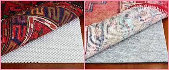 rug pad usa rug pads eco friendly non slip made in usa carpet under rug anti