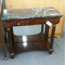antique hall table. Marble Top Hall Table Antique