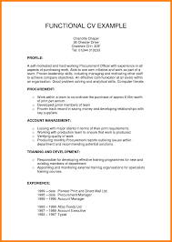 Example Of Functional Resumes 5 Functional Resume Samples Free Reptile Shop Birmingham
