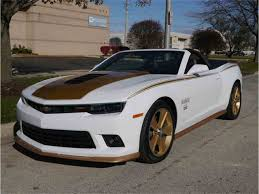 2014 Chevrolet Camaro RS SS Convertible for Sale | ClassicCars.com ...
