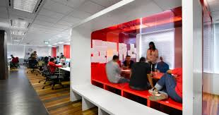 ogilvy office. Providing A World Of Difference Inside Consolidated Spaces Section Ogilvy Office U