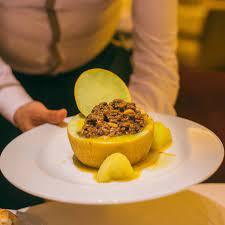 Kavun Dolması — Osmanlı Saray Mutfağı Asitane Restaurant