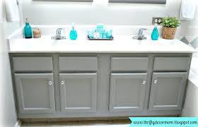 bathroom cabinets colors. Gray Painted Bathroom Cabinet Cabinets S Colors For Amazing Walls Bay