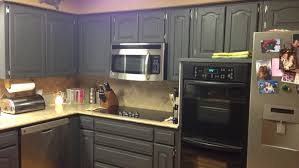 painting kitchen cabinets with diy chalknt refinishing you melamine cupboards home chalk paint