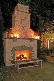 bonick landscaping tis the season to enjoy outdoor fireplace and fire pits