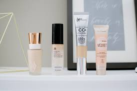 Top 4 Foundations At The Moment The Small Things Blog