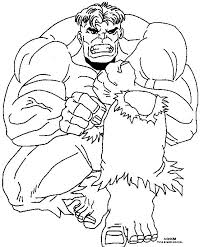 hulk superhero coloring pages for kids to print