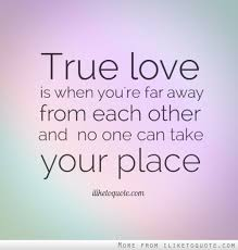 Far Away Love Quotes