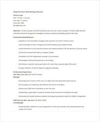 Store Manager Resume Gorgeous Store Manager Resume 28 Free PDF Word Documents Download Free