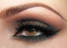 see a perfect smokey eye in no time at all you can switch up the colors of the cream shadow you use and make this a diffe look anytime