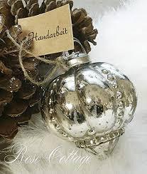 Weihnachtskugeln Landhausstil Christbaumkugeln