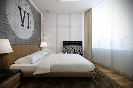 Masculine Apartment Bedroom Decorating Ideas
