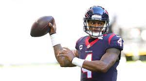 Deshaun Watson situation must 'play out ...